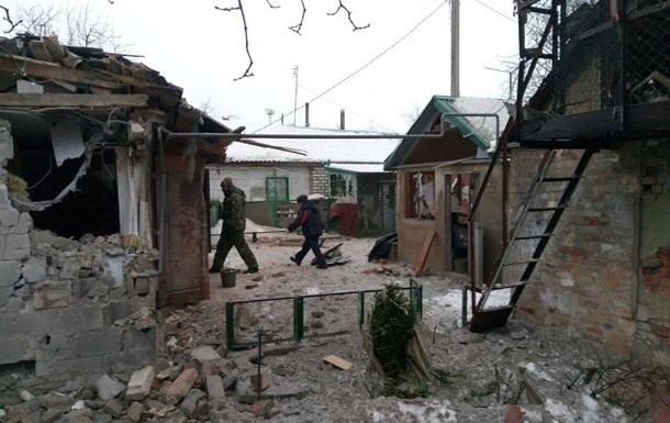 Цеголко: ВАвдеевке обстреляли электриков