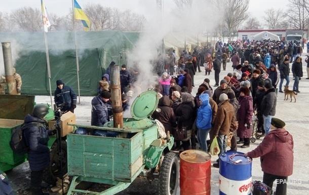 ВАвдеевке снова несмогли восстановить электроснабжение