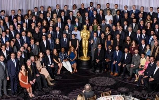 Номинанты на«Оскар» сделали общий снимок