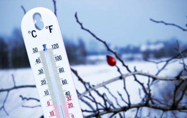 ВТернополе насмерть замерзла старая женщина