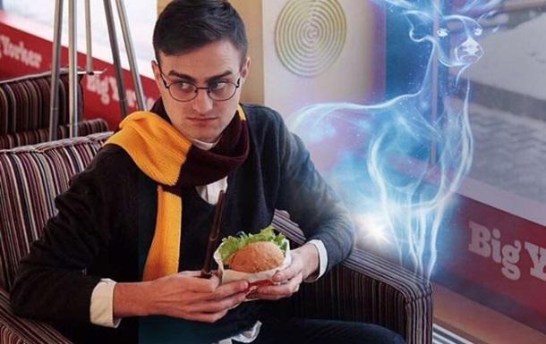 Гарри Поттеру показали его российского двойника