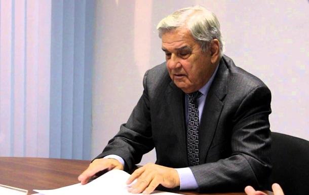 Скончался народный депутат отпартии «Народный фронт»