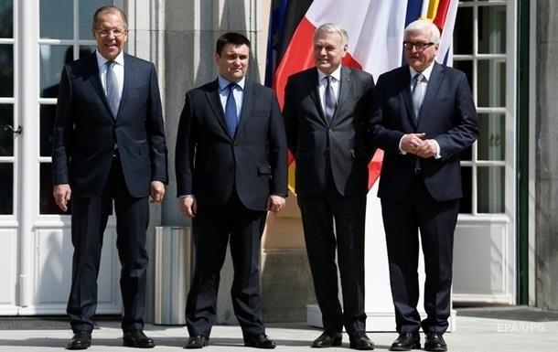 Киев: ФРГ предложила встречу в нормандском формате