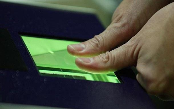 Увъезжающих в Китайская республика иностранцев спятницы начнут снимать отпечатки пальцев