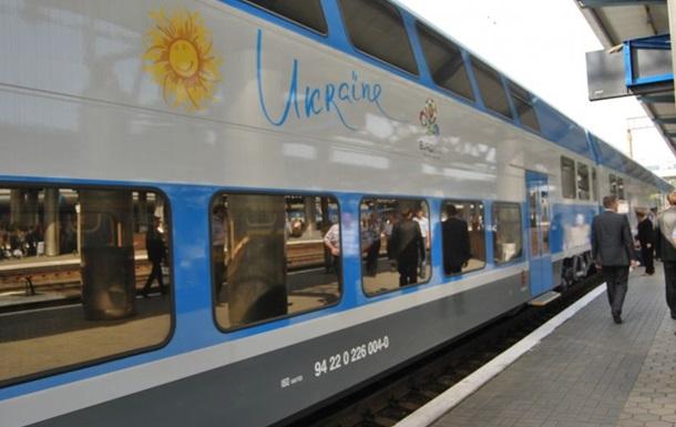 Украина пустит поезда на Венгрию и Словакию