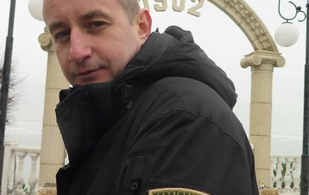 Украинского писателя Сергея Жадана в республики Белоруссии задержали «запричастность ктеррористической деятельности»