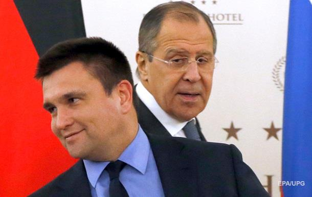 Лавров: Обострение вДонбассе нужно Порошенко для оттягивания перемен