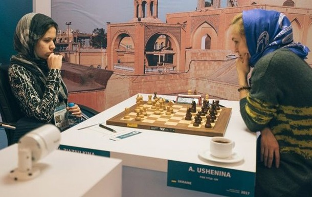 Три украинки пробились во второй раунд чемпионата мира по шахматам