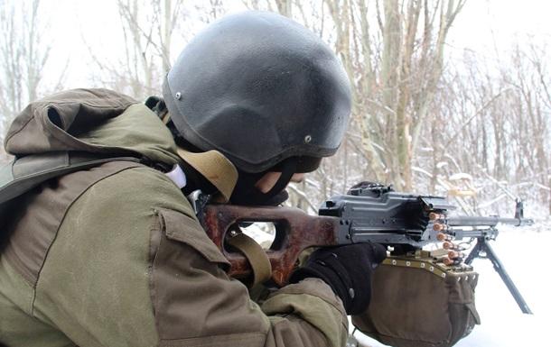 Засутки 52 обстрела— АТО
