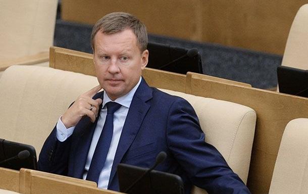 Российская Федерация объявила врозыск беглого депутата