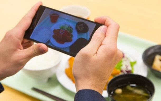 Создано приложение для подсчета калорий в еде за фото