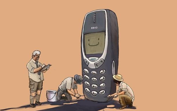 Бессмертный шедевр. Nokia 3310 возвращается