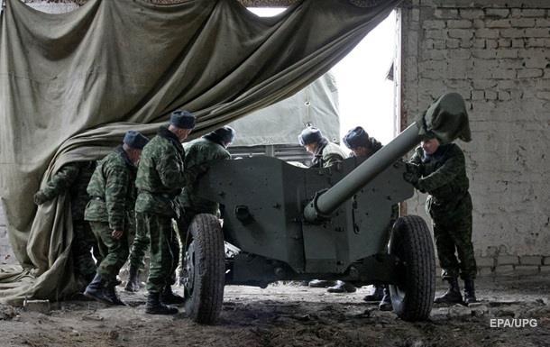 ВМинске согласовали сроки отвода тяжелых вооружений наДонбассе