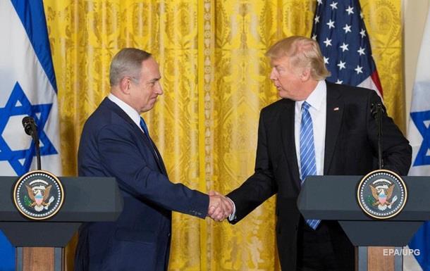 Трамп призвал Израиль притормозить строительство поселений