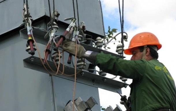Веерных отключений электрической энергии вУкраинском государстве небудет— «Укрэнерго»