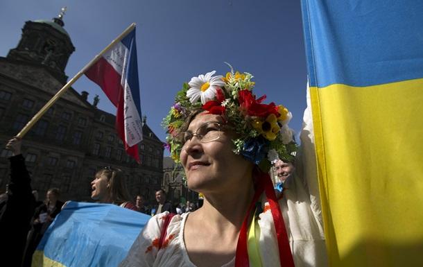 Назвали дату ратификации Нидерландами— Ассоциация Украина-ЕС