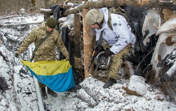 Генштаб: С прошедшего года вДонбассе погибли 2197 украинских военных