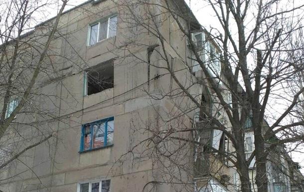 Жилой сектор Авдеевки вновь попал под обстрел