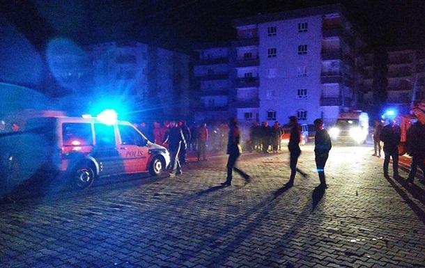 Навостоке Турции произошел взрыв удома работников суда ипрокуратуры