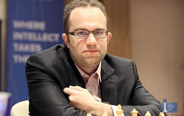 Шахи. Українець Ельянов зіграв внічию на старті Гран-прі FIDE