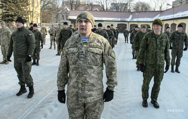 Украинский военный умер впроцессе учений