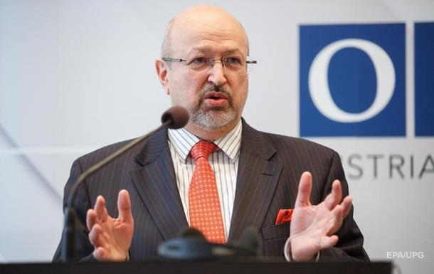 ВДонбассе может быть создано до20 зон безопасности— ОБСЕ