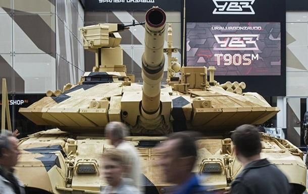 Торговля оружием достигла цифр холодной войны