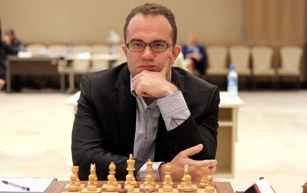 Шахи: Українець втретє зіграв внічию на етапі гран-прі