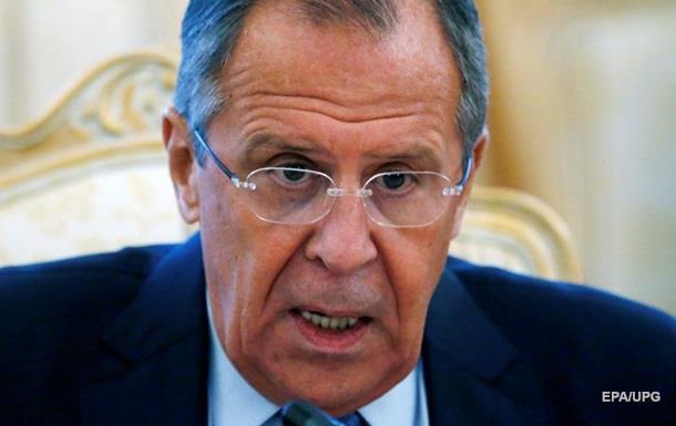 Лавров заявил о признании лидеров ЛДНР