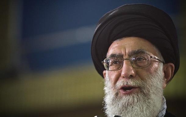 Хаменеи сравнил Израиль сраковой опухолью