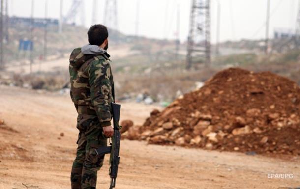 США заморозили помощь сирийским повстанцам