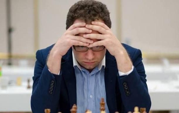 Шахи: Ельянов зазнав першої поразки в ОАЕ