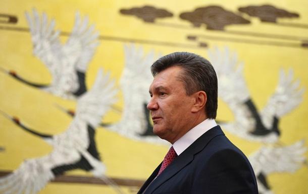 Манафорт планировал возвращение Януковича в Украинское государство - RFERL