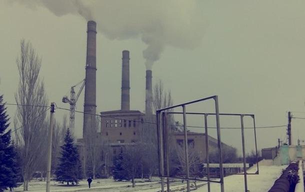 Из-за блокады Донбасса иполомки газового котла прекратила работу МироновскаяТС