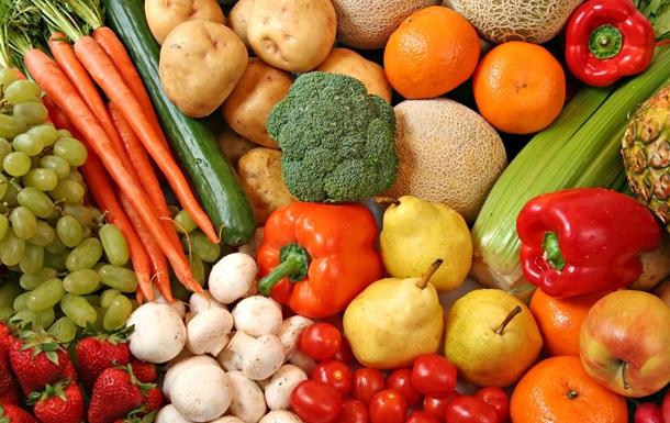 """Названа оптимальна денна """"доза"""" овочів і фруктів"""