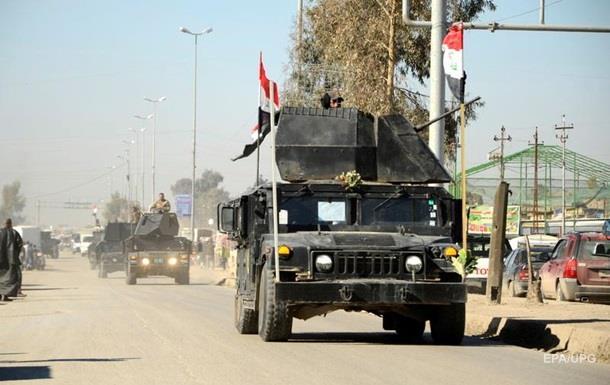 Правительственные силы вошли в 1-ый район назападе Мосула