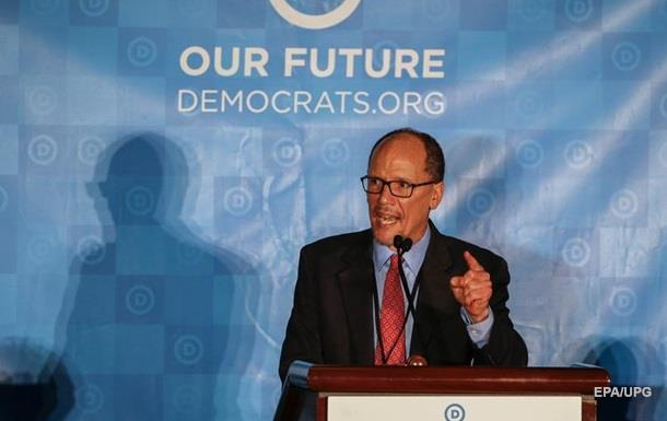 Избран новый председатель Демократической партии США