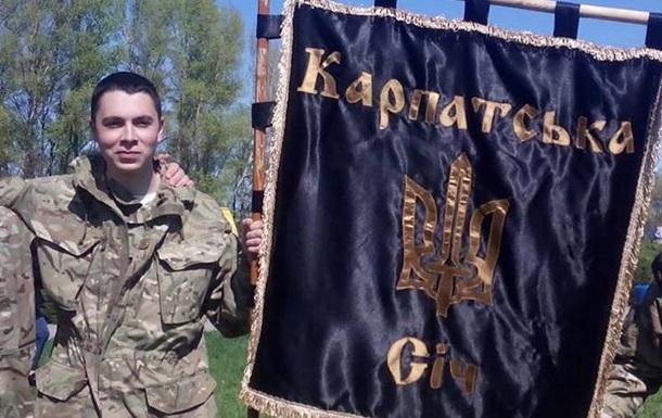 Под Мариуполем отпули снайпера умер двадцатилетний морской пехотинец