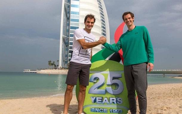 Дубай (ATP): Федерер и Маррей пробились во второй круг, Вавринка покинул турнир