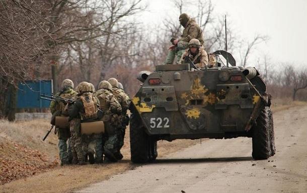 Турчинов: Украинской армии пригодится месяц, чтобы освободить Донбасс