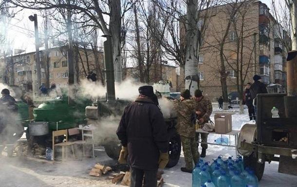 Жебривский: жители России непредоставили гарантий прекращения огня под Авдеевкой