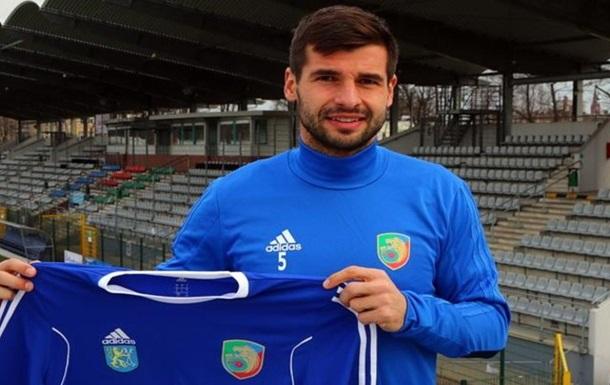 Бартулович подписал договор скомандой из 2-го польского дивизиона