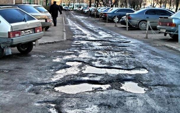 Рецепт решения проблем с дорогами Киева — прост
