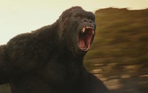 Всети интернет появился трейлер нового грандиозного «Кинг Конга»