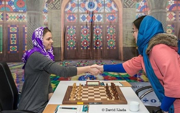 Шахи: Музичук програла другу партію фіналу чемпіонату світу