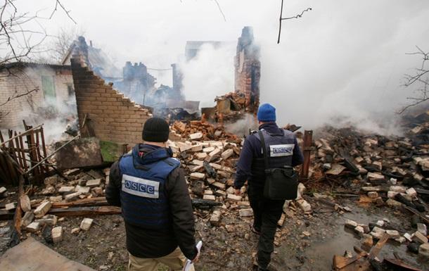 ОБСЕ зафиксировала транспортировки угля врайоне блокады