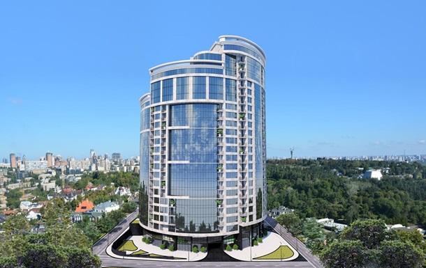 В Киеве резко возросли продажи жилья премиум класса