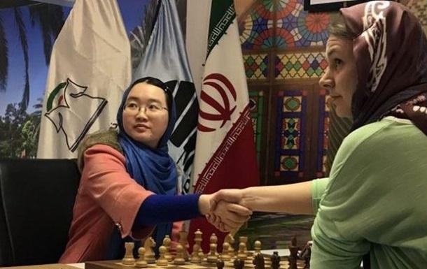 Музичук виграла третю партію фіналу ЧС із шахів