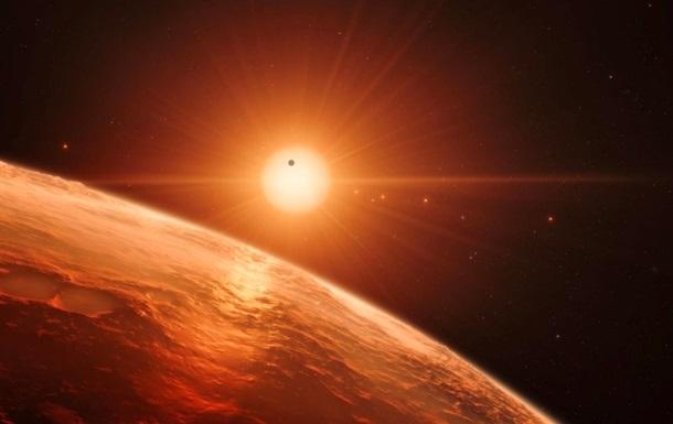 NASA просит пользователей Интернета придумать имена для 7-ми подобных наЗемлю планет