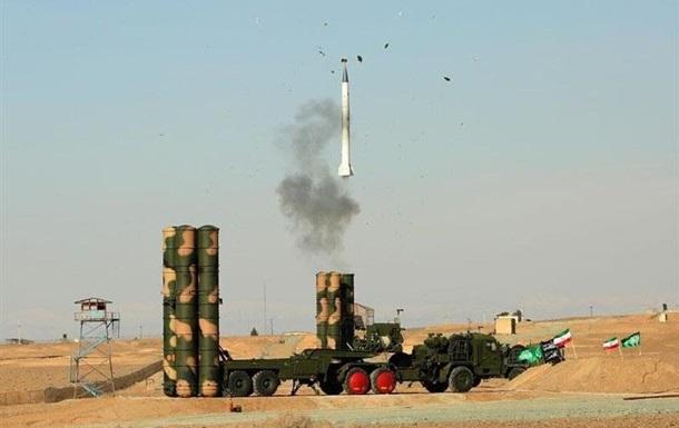 Иран испробовал С-300